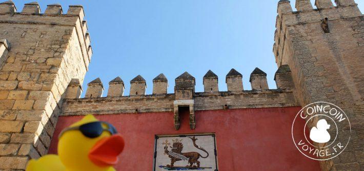 visite Real Alcázar Séville